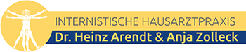 Hausarztpraxis Dr. med. Arendt / Anja Zolleck Logo